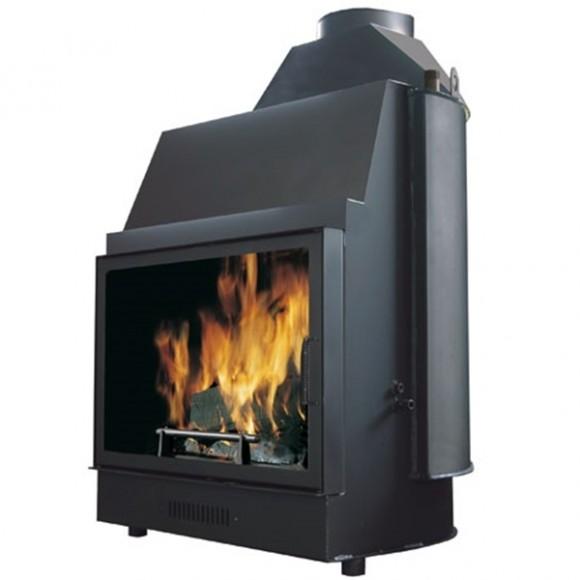 Hogar de calefacción EdilKamin Idro50_gesproclima_leon