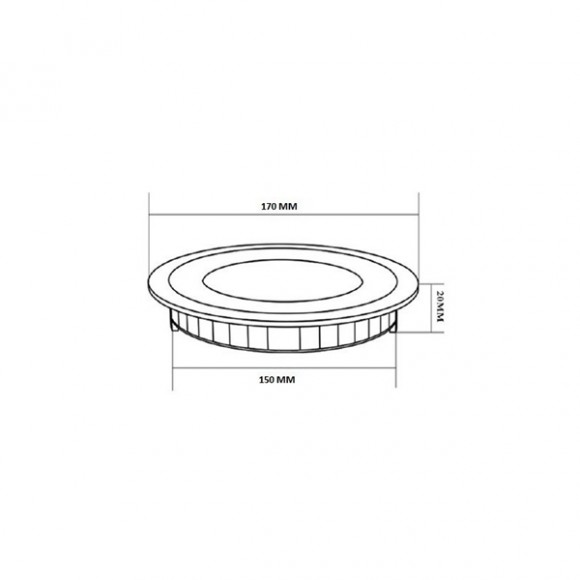 placa-led-circular-superslim-12w_dimensiones_gesproclima_leon